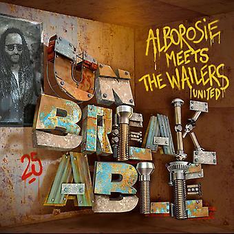 Alborosie - Unbreakable - Alborosie Meets the Wailers United [CD] USA import