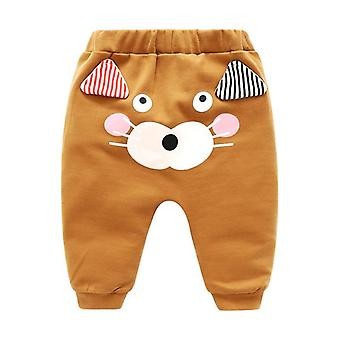 Spring Autumn Cartoon Baby Pants, Spring Legging