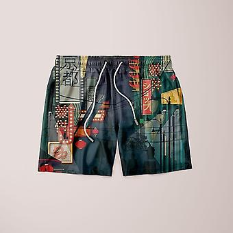 東京都 (Tokyo) shorts