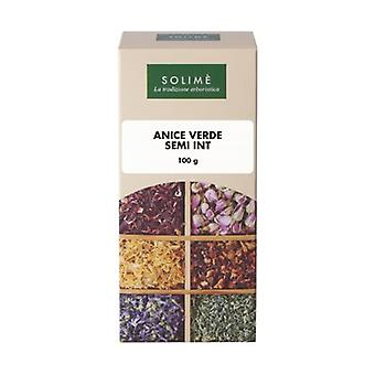 Whole seed green anise 100 g