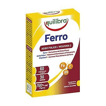 Ferro Più vit C:n ja foolihapon kanssa Ei mitään