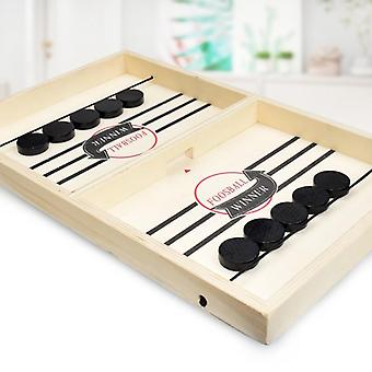 Table Fast Hockey Sling Puck Game