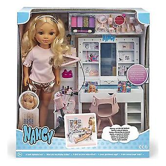 Playset Nancy A Day Of Beauty Famosa (43 cm)