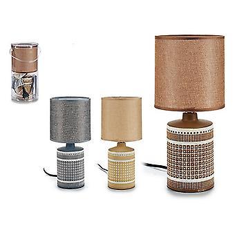 Desk Lamp Ceramic 3 (13 x 27,5 x 13 cm)