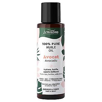 Aktywny 100% czysty olej z awokado 100 ml - 3,4 fl.oz