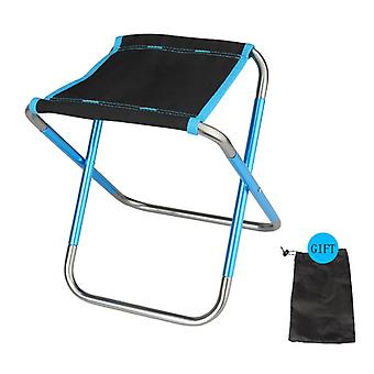 Outdoor Portable Lightweight Chair Camping Picnic Fishing Folding Oxford Cloth