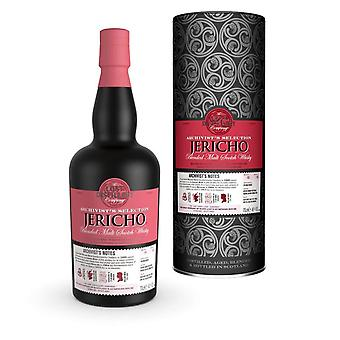 Jericho archivist's selection from the lost distillery company. 700ml, 46% abv, non chill filtered,