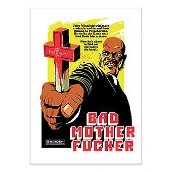 Art-Poster - Preacherman - Butcher Billy