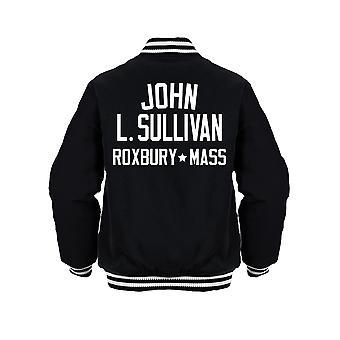John L. Sullivan Boxing Legend Jacket