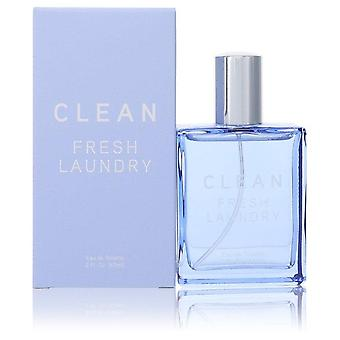 Clean Fresh Laundry Eau De Toilette Spray By Clean 2 oz Eau De Toilette Spray