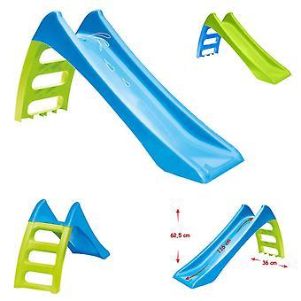 Deslizamento infantil mochtoys, toboágua 11050 comprimento de slide 116 cm, altura 62,5 cm