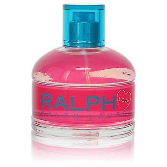 Ralph Lauren Love Eau De Parfum Spray (Tester) von Ralph Lauren 3,4 oz Eau De Parfum Spray
