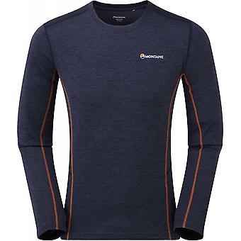 Montane Dart LS T-Shirt - Antarcticc Blue