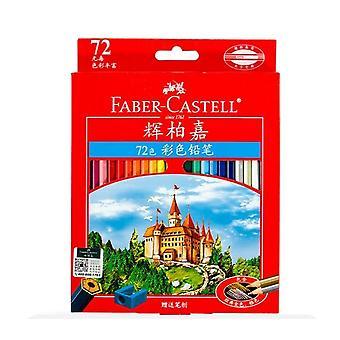 Faber-castell Color Classic Peinture au crayon huileux pour les étudiants débutants