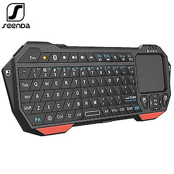 qwert Bluetooth with Touchpad Compatible Keyboard