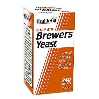 Health Aid Brewers Gist, 240 Tabletten