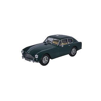 אסטון מרטין DB2 MkIII קופה (1957) בבריטניה מרוצי ירוק (1:43 סולם ידי אוקספורד Diecast AMDB2001)