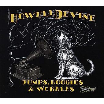 Howelldevine - Jumps Boogies & Wobbles [CD] USA import