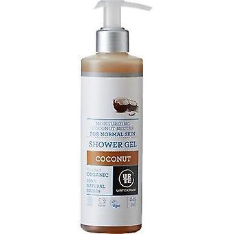 Urtekram Organic Coconut Shower Gel 245ml x6