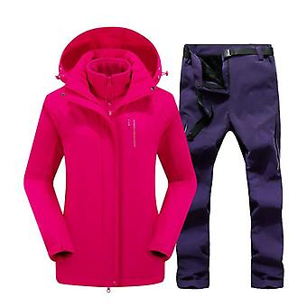 Winter Jacket Pants, High-quality Windproof Snow Trousers