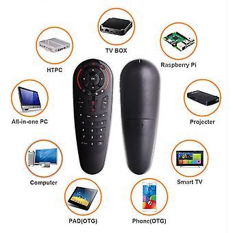 G302ir 2key 2.4ghz żyroskop zdalnego sterowania myszą powietrza głosowego