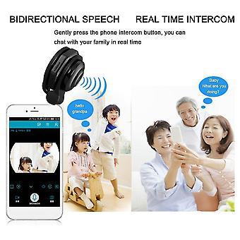960p 2.8mm Mini Wireless Wifi Smart Ip Camera Monitor Security Audio Video