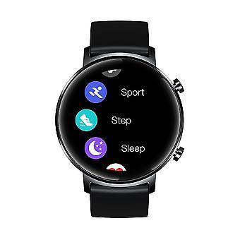 Smart Watch 2020 Ver. Ip68 Wasserdichte kundenspezifische Zifferblätter, 1,3 Zoll (Schwarz)