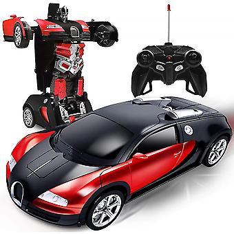 التحكم عن بعد تحويل سيارة روبوت لعبة