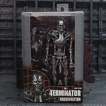 """The Terminator Endoskeleton T-800 7"""" Action Figure"""