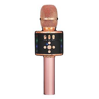 Kannettava Bluetooth Karaoke -mikrofoni