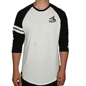 Nowa Era i MLB Koszulka Raglan ~ Chicago White Sox