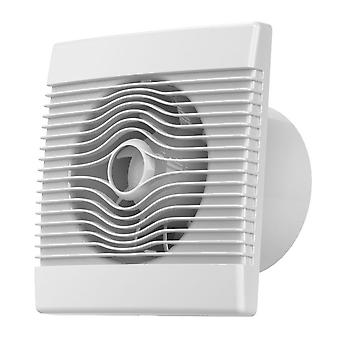 قسط المطبخ الحمام الجدار مروحة النازع تدفق عالية 100/120/150 مم