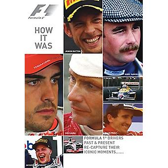 F1 How It Was [DVD] USA import