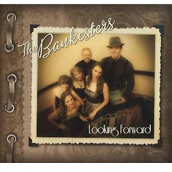 Bankesters - Looking Forward [CD] USA import