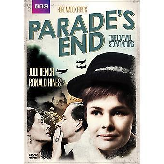 Parades slutet (1964) [DVD] USA import