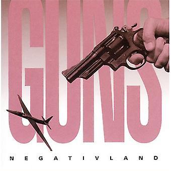 Negativland - Guns [CD] USA import