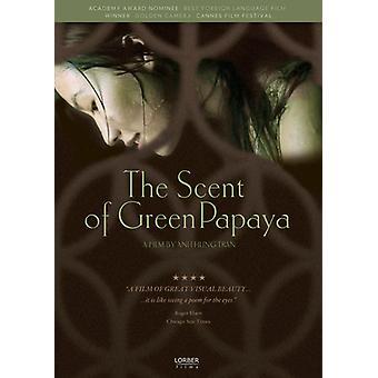 Scent of Green Papaya [DVD] USA import