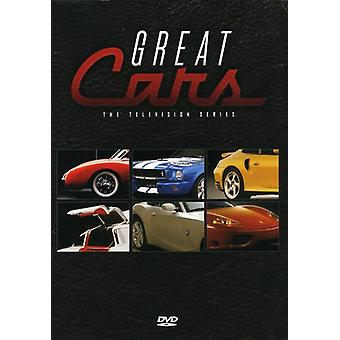 Tolle Autos: Sammlung [DVD] USA import