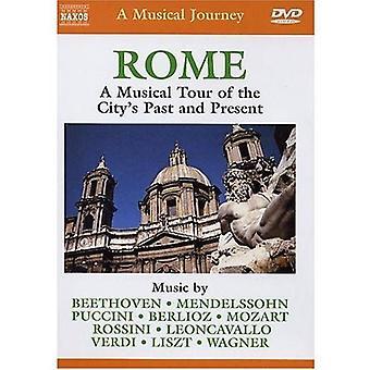 Roma: Musical Tour di Roma [DVD] Stati Uniti importare