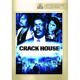 Crack House [DVD] USA import