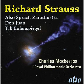 Royal Philharmonic Orchestra - Richard Strauss: Tondichtungen [CD] USA import