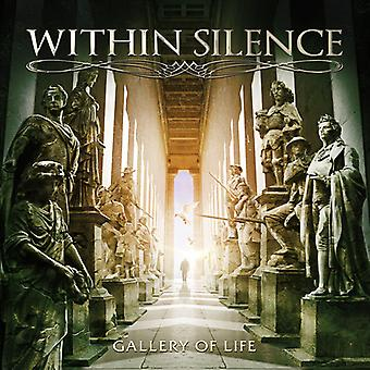 Within Silence - Gallery of Life [CD] USA import