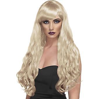 Kræve paryk, blonde