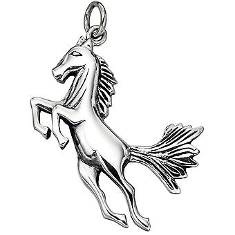 925 Silver Horse Necklace
