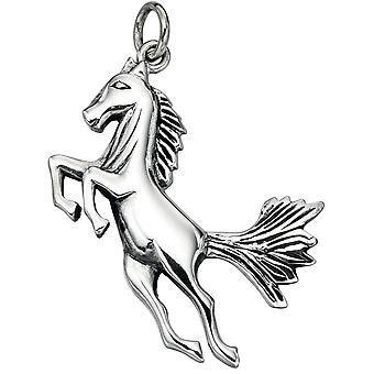 925 hopea hevonen kaulakoru