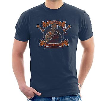 Doctores Sacred Ground Fighting Academy Spartacus Men's T-Shirt