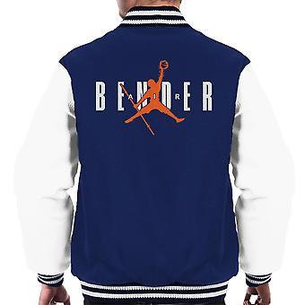 Just Bend It Avatar The Last Airbender Men's Varsity Jacket