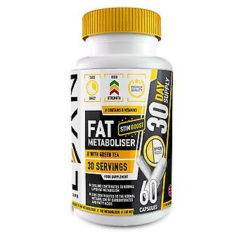 MAGER ernæring fett Metaboliser - 60 kapsler