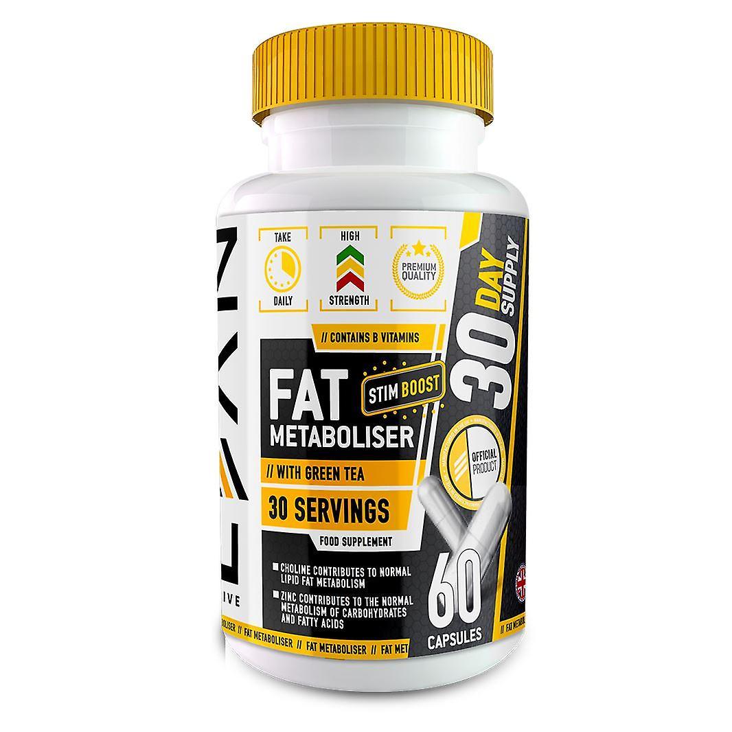 Metabolizzatore grasso magro nutrizione - 60 capsule