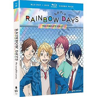 Rainbow Days: The Complete Series [Blu-ray] USA import